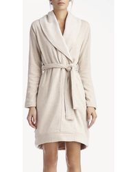 UGG - Blanche Fleece Lined Robe - Lyst