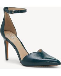 Vince Camuto - Maveena Ankle Strap Pump - Lyst