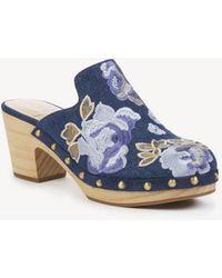 Sole Society - Madelina Studded Clog - Lyst