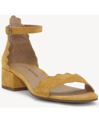 Lucky Brand - Norreys Block Heel Sandal - Lyst