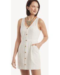 Greylin - Althea Button-up Dress - Lyst