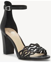 Vince Camuto - Caveena Ankle Strap Sandal - Lyst