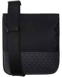 17e9b62b1c13 Emporio Armani - Logo Pouch Cross Body Bag - Lyst
