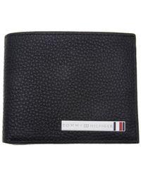 Tommy Hilfiger - Plaque Wallet - Lyst
