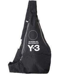Y-3 - Crossbody Backpack - Lyst
