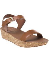 Fitflop - Bontm Ii Back Strap Sandals - Lyst