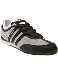 new style 144ac f4c82 Y-3 - Boxing Classic Trainers - Lyst