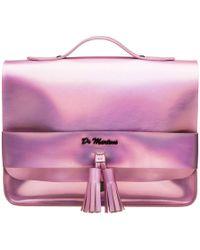 Dr. Martens - Reflective Metallic Handbag - Lyst