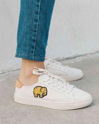 Soludos - Beaded Elephant Ibiza Sneaker - Lyst