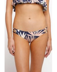 L*Space - L* Polynesian Palm Kennedy Bikini Bottoms - Lyst