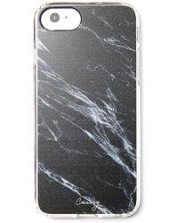 Lyst - Native Union Clic Marble Iphone 6 Plus Case in Black ab981e550f854