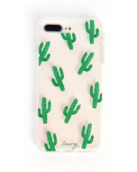 South Moon Under - Cactus Iphone Case 6/7 Plus - Lyst