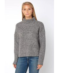 South Moon Under - Kala Marled Pullover - Lyst