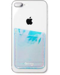 South Moon Under - Holographic Phone Pocket - Lyst
