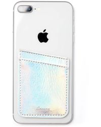South Moon Under - Iridescent Phone Pocket - Lyst
