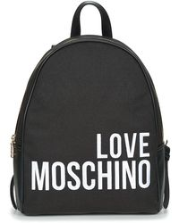 Love Moschino - Jc4114pp17 Women's Backpack In Black - Lyst