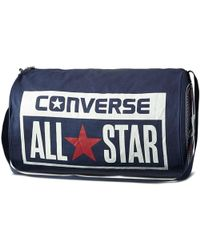 Converse - 10422c-003 Duffle Bags Accessories Blue Women's Travel Bag In Blue - Lyst