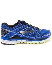 Brooks - Adrenaline Gts 17 Men's Shoes (trainers) In Blue - Lyst
