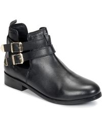 S.oliver - Aloudette Women's Mid Boots In Black - Lyst