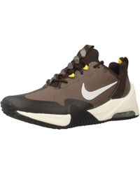 7e637babeed8 Nike - Air Mad Max 17 Men s Shoes (trainers) In Brown - Lyst