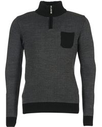Casual Attitude - Hacki Men's Sweater In Grey - Lyst