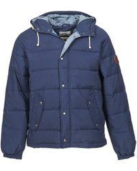 Quiksilver - Belmore Men's Jacket In Blue - Lyst