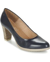 Casual Attitude - Gabino Women's Court Shoes In Blue - Lyst