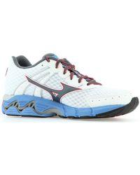 Mizuno - Wave Inspire 11 W Women's Running Trainers In Blue - Lyst