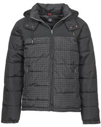 Volcom - Volstroke Ii Puff Jacket Men's Jacket In Black - Lyst