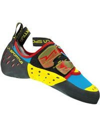 La Sportiva - Oxygym Women's Shoes (trainers) In Black - Lyst