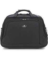 18245de515 David Jones Oviata Men s Travel Bag In Grey in Gray for Men - Lyst