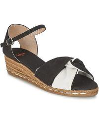 Castaner - Tuba Women's Sandals In Black - Lyst
