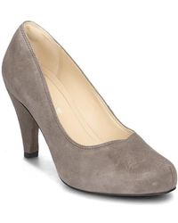 Clarks - Dalia Rose Women's Court Shoes In Grey - Lyst