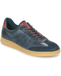 Ted Baker - Orlee Men's Shoes (trainers) In Blue - Lyst