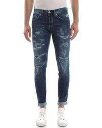 Dondup - GEORGE UP232 hommes Jeans en bleu - Lyst