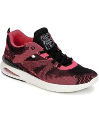 British Knights - Demon Women's Shoes (trainers) In Pink - Lyst
