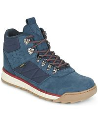 Volcom | Shelterlen Gore Tex Boot Men's Mid Boots In Blue | Lyst