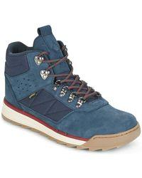 Volcom - Shelterlen Gore Tex Boot Men's Mid Boots In Blue - Lyst