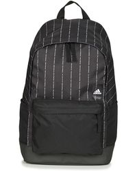 124639618a69 Adidas Bp Daily Men s Backpack In Black in Black for Men - Lyst
