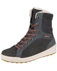 Lowa - Fiss Gtx Anthrazit Gtx Men's Snow Boots In Multicolour - Lyst