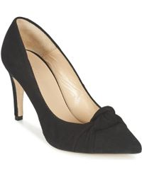 IKKS - Escarpin Nœud Women's Court Shoes In Black - Lyst