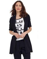 Mado Et Les Autres - Original And Feminine Jacket Atelier Black Woman Autumn/winter Women's In Black - Lyst
