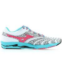 Mizuno - Wave Sayonara 2 W Women's Shoes (trainers) In Blue - Lyst