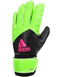 adidas - Ace traing h gardien hommes Gants en vert - Lyst