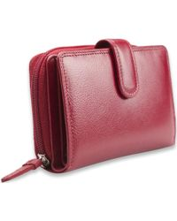 Visconti - - Women's Purse In Red - Lyst