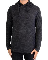 Le Temps Des Cerises - Sweatshirthirt Landry Carbon Men's Sweatshirt In Black - Lyst
