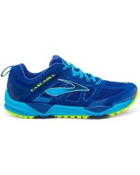 Brooks Brothers - Cascadia 11 Women's Running Trainers In Multicolour - Lyst