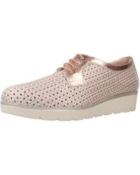 Pitillos - 5120v18 Women's Shoes (trainers) In Pink - Lyst