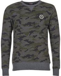 Le Temps Des Cerises - Jourdain Men's Sweatshirt In Green - Lyst
