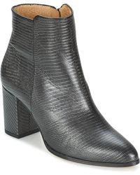 Fericelli - Tildda Women's Low Ankle Boots In Grey - Lyst